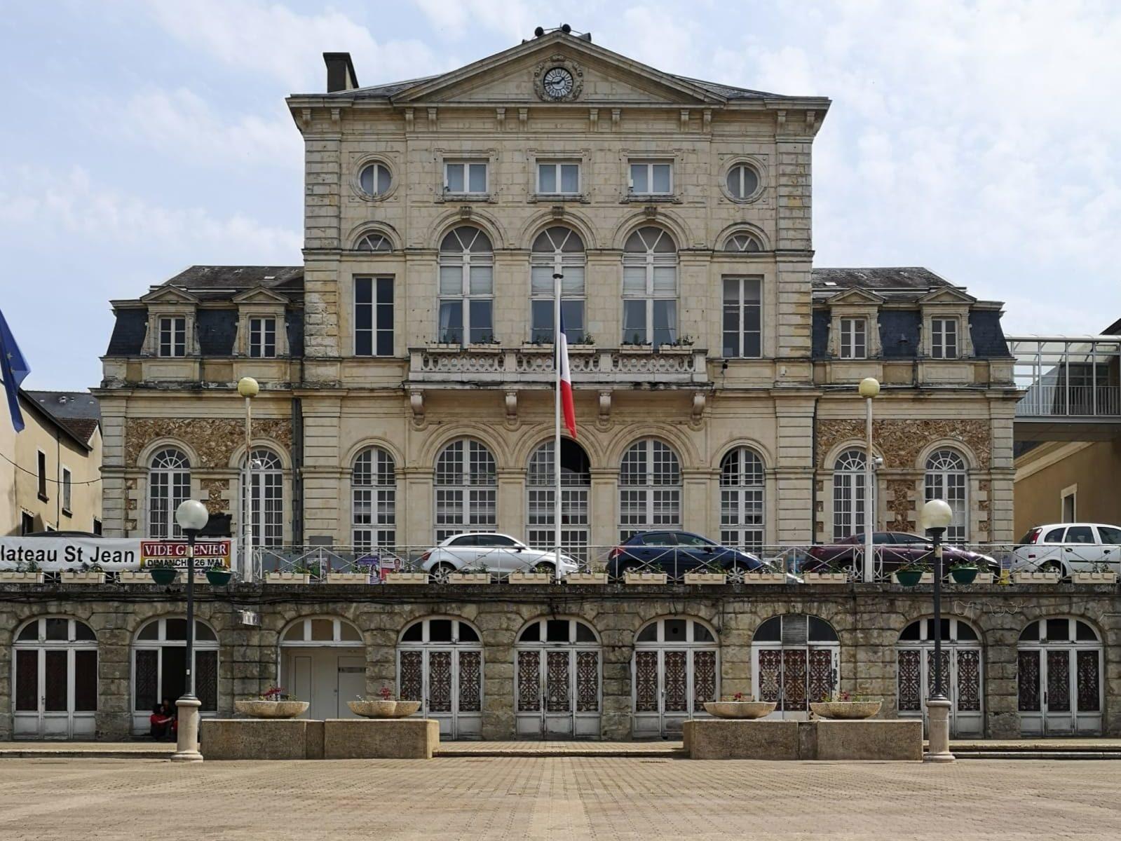 Mairie de Nogent